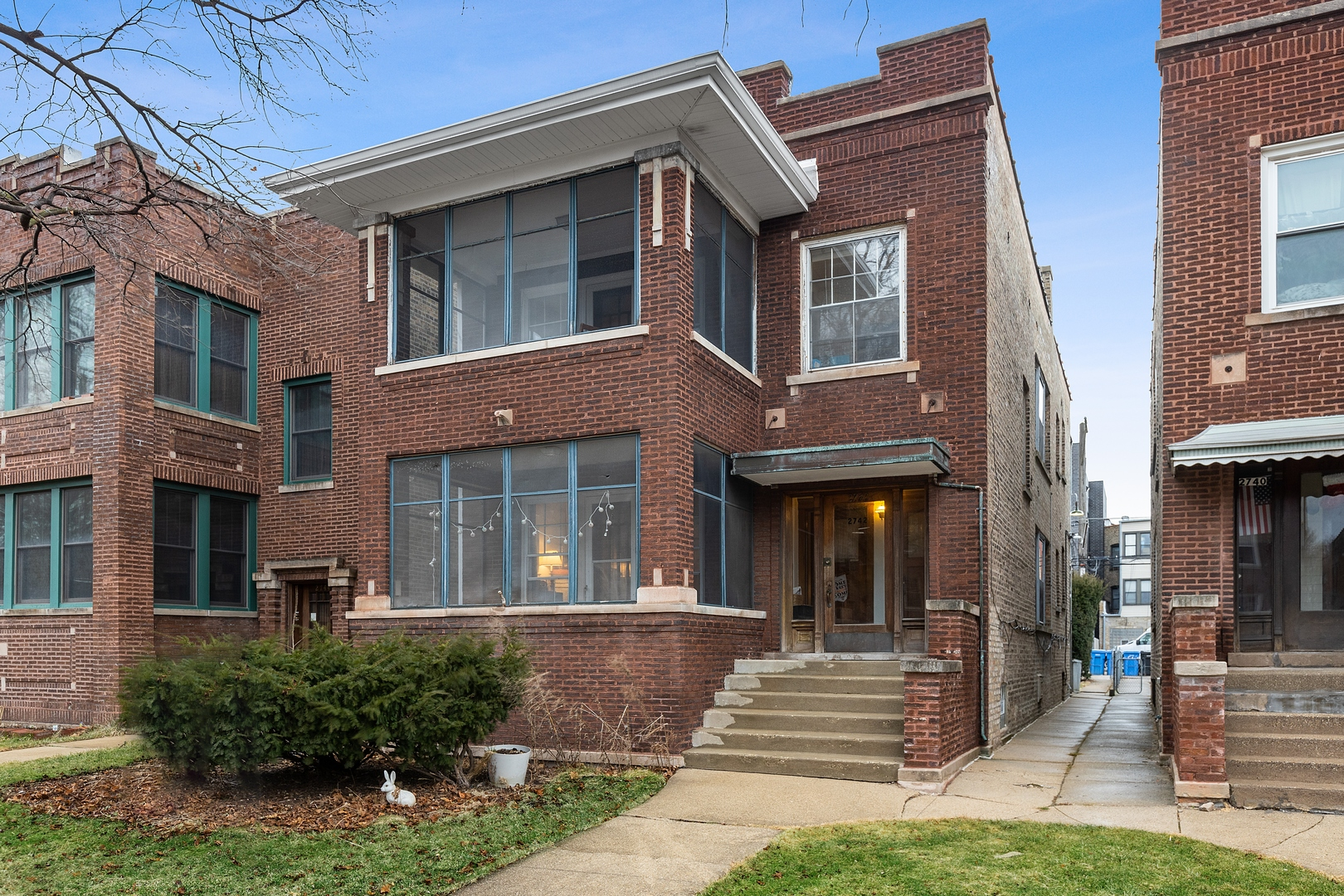 2742 West Giddings Street, Lincoln Square, Illinois