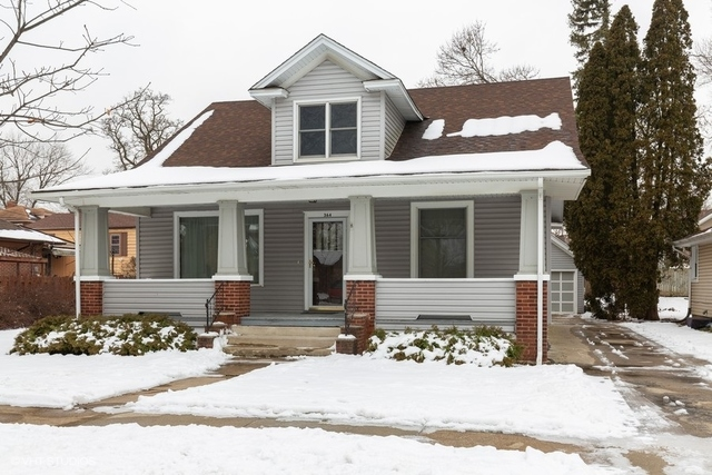 364 North COMMONWEALTH Avenue, Elgin, Illinois