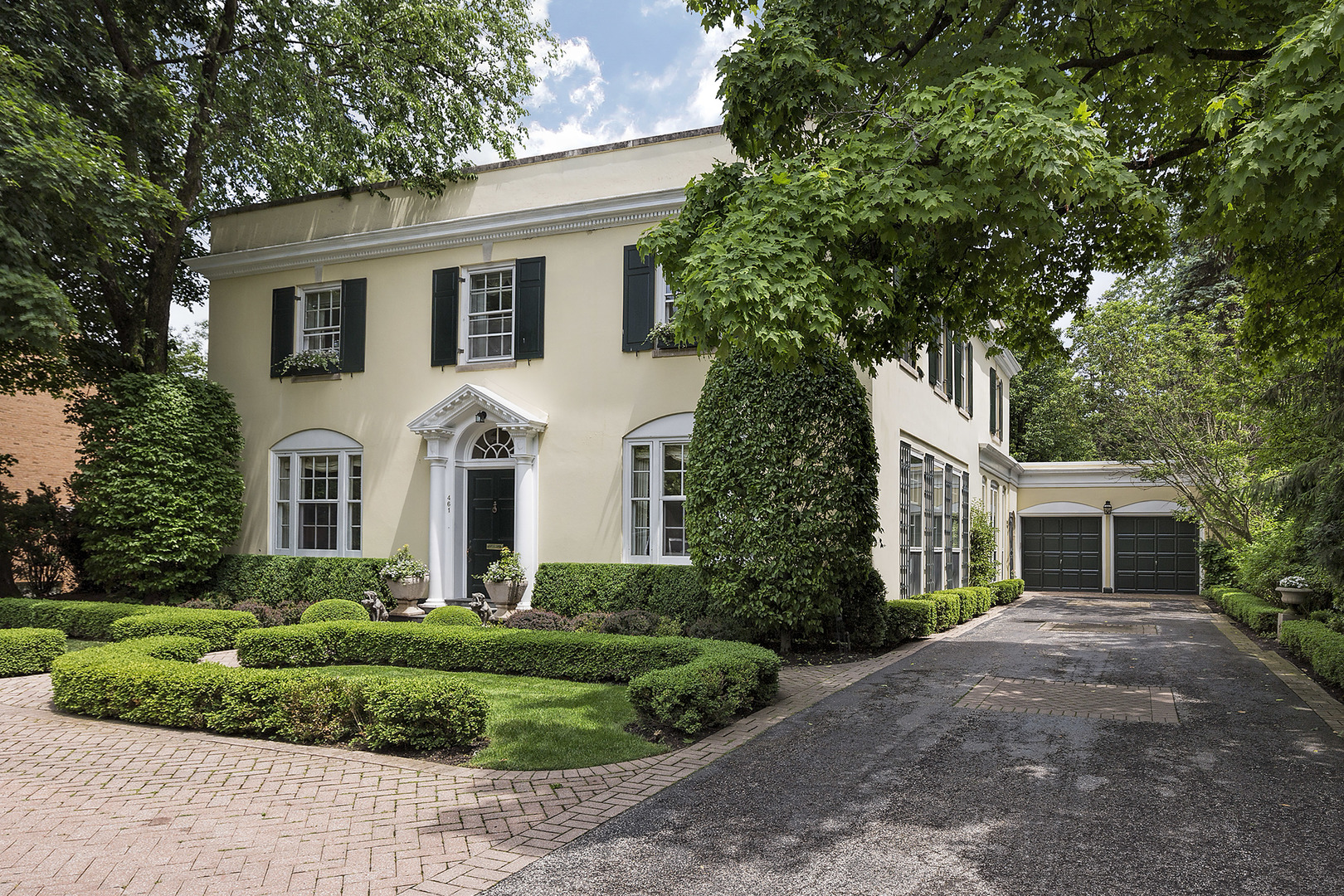 461 North Green Bay Road, Lake Forest, Illinois