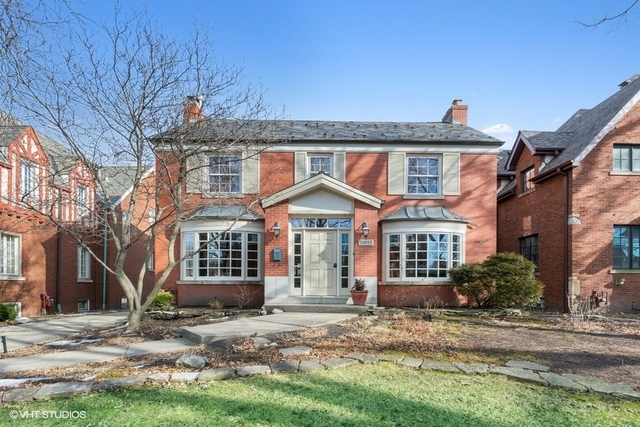 10015 South Hoyne Avenue, one of homes for sale in Beverly-Chicago