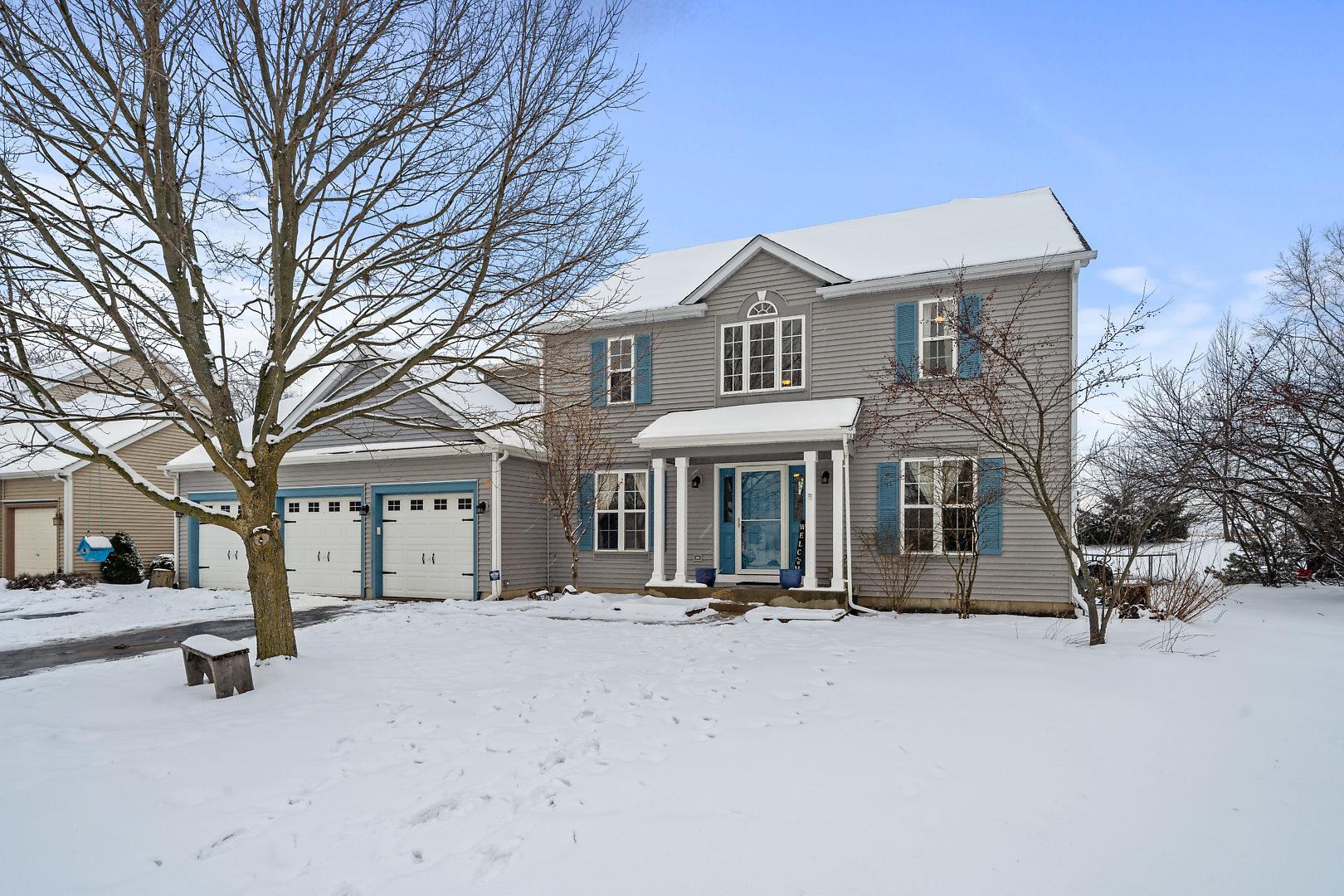 1443 Foxmoor Lane 60123 - One of Elgin Homes for Sale