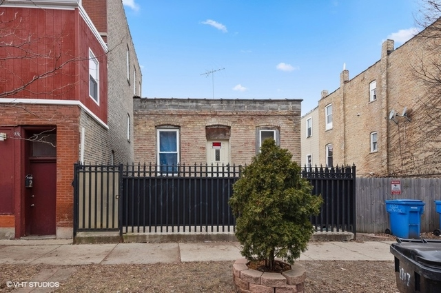 1018 North Rockwell Street, one of homes for sale in Bucktown