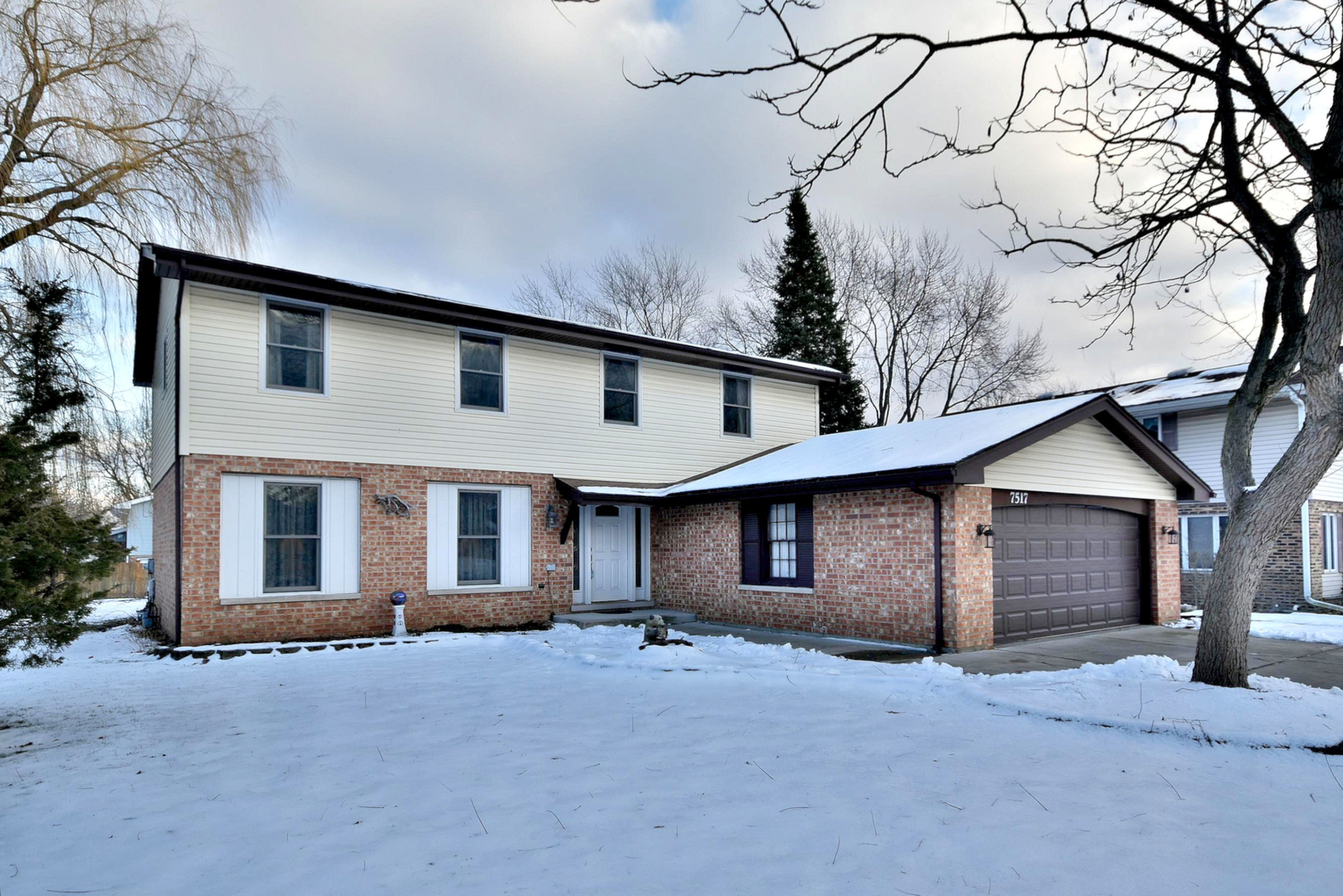 One of Downers Grove 4 Bedroom Homes for Sale at 7517 Knottingham Lane