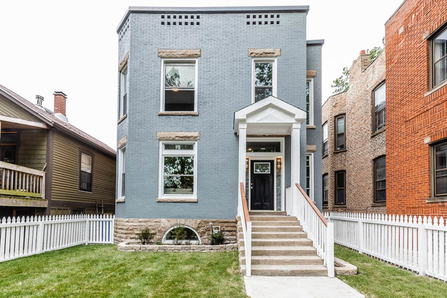 5462 South Dorchester Avenue, Hyde Park, Illinois