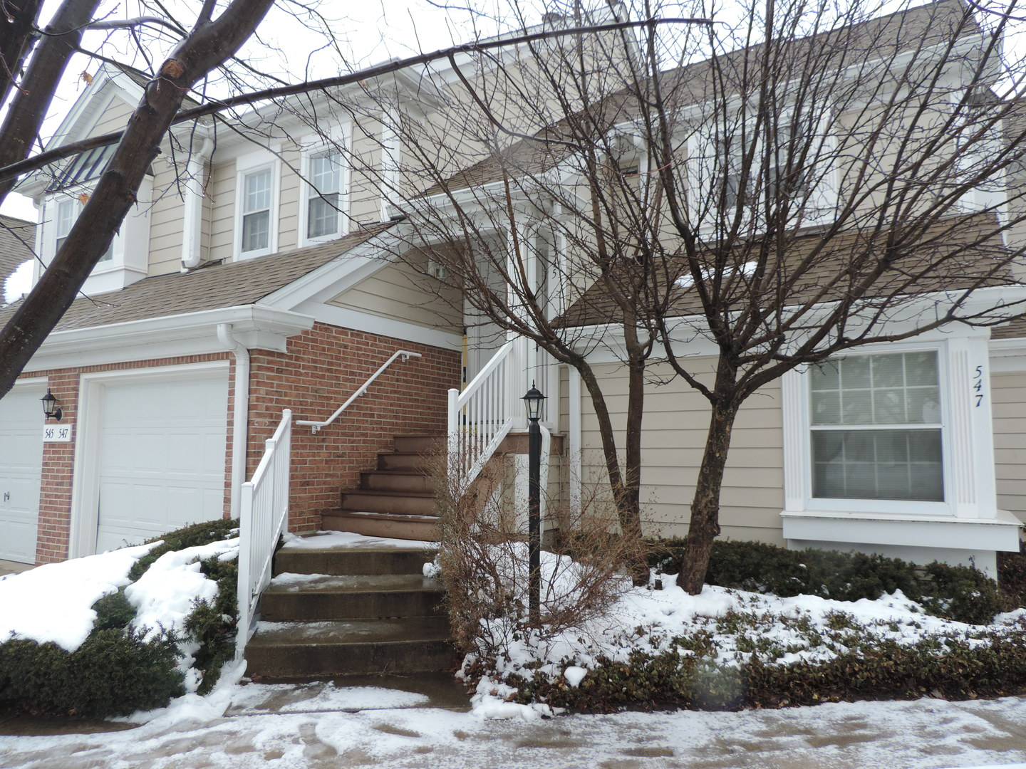 545 Park View Terrace, Buffalo Grove in Cook County, IL 60089 Home for Sale