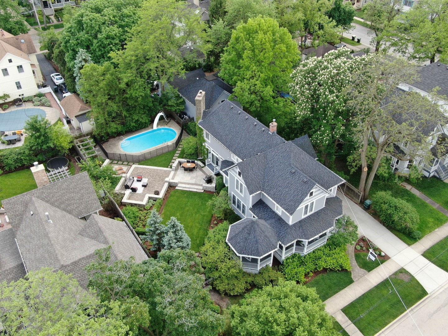 239 West Lake Street, South Barrington, Illinois 4 Bedroom as one of Homes & Land Real Estate