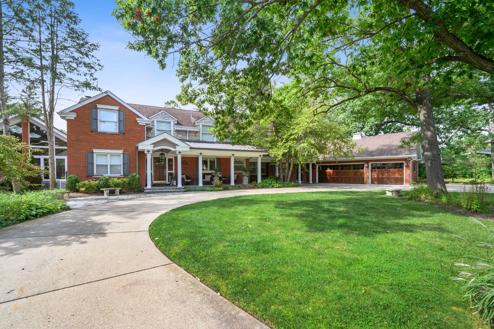 1145 Pleasant Lane, one of homes for sale in Glenview