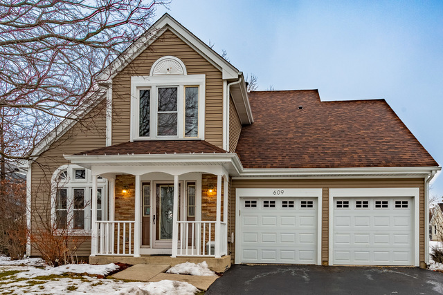 609 Newberry Drive, Elk Grove Village, Illinois 3 Bedroom as one of Homes & Land Real Estate