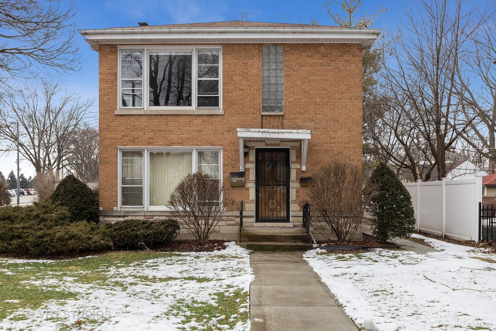 2 North Edgewood Avenue, La Grange, Illinois