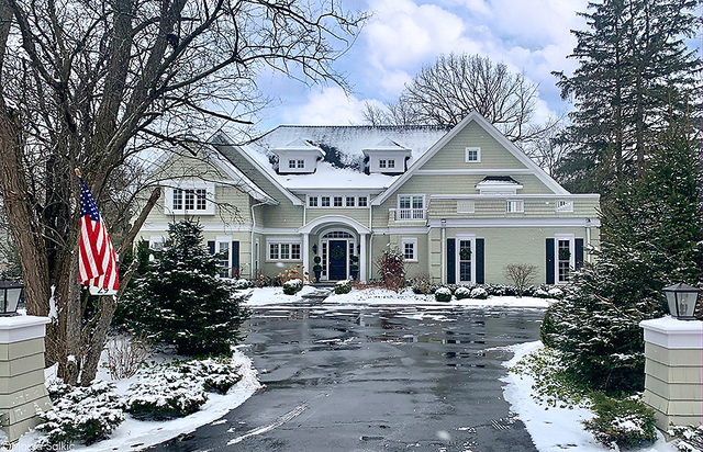 29 Woodley Road, Winnetka, Illinois