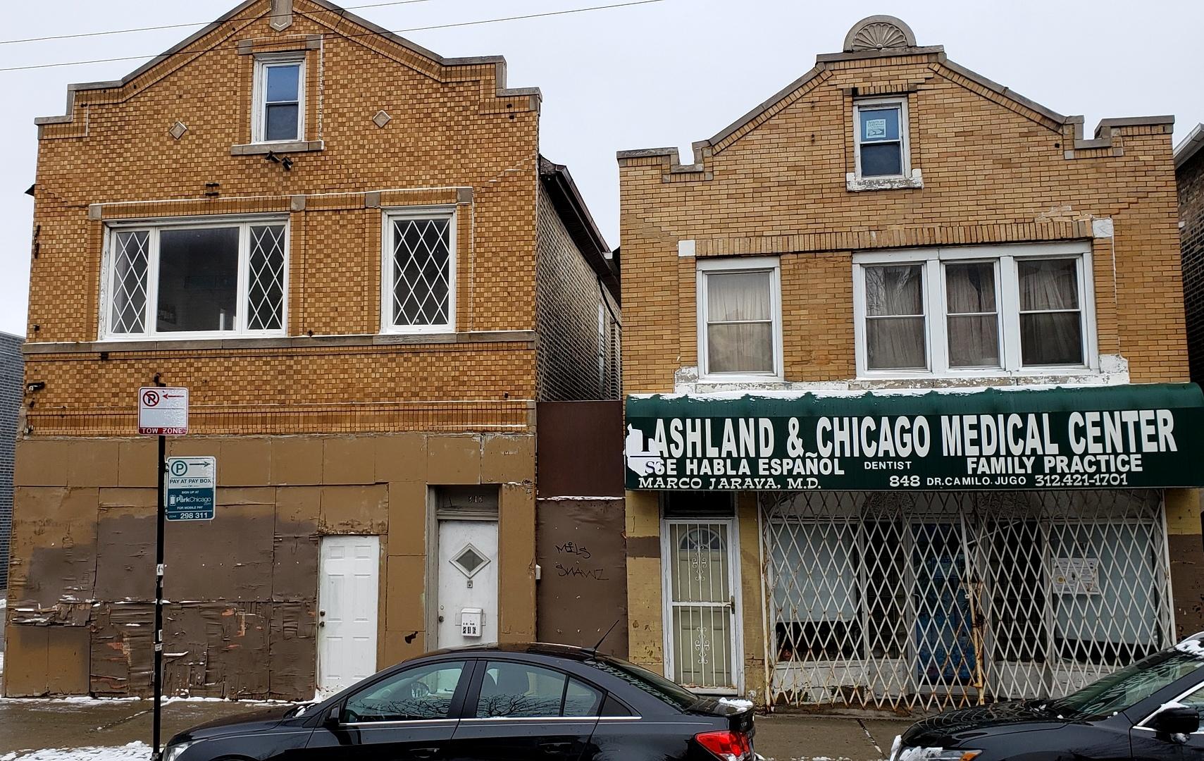 846-848 North Ashland Avenue, Bucktown, Illinois