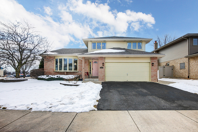 9231 Haven Court, Orland Hills, Illinois 3 Bedroom as one of Homes & Land Real Estate