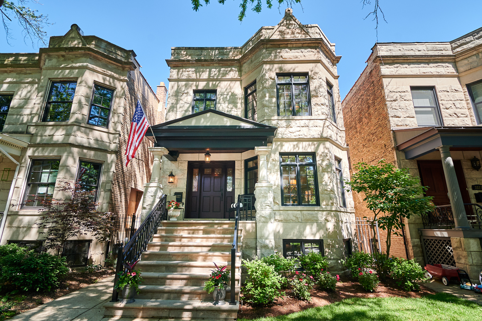 3827 North LEAVITT Street, Chicago North Center in Cook County, IL 60618 Home for Sale