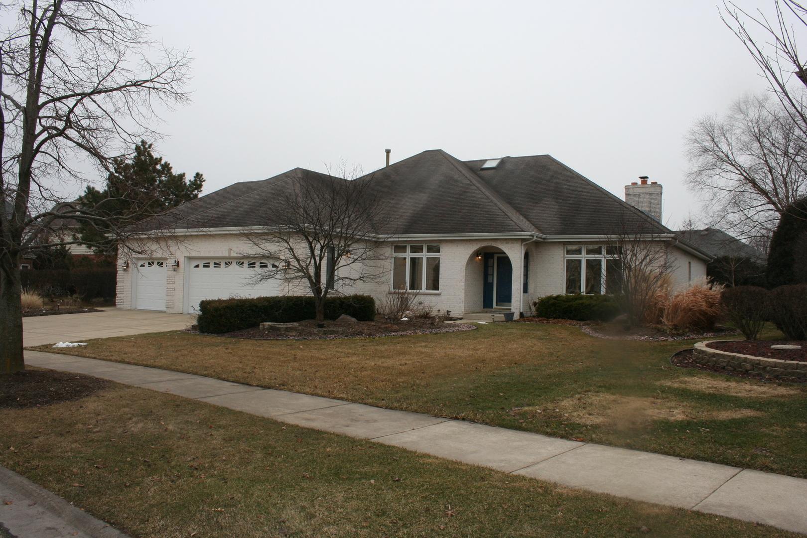 17412 Deer Creek Drive, Orland Park, Illinois