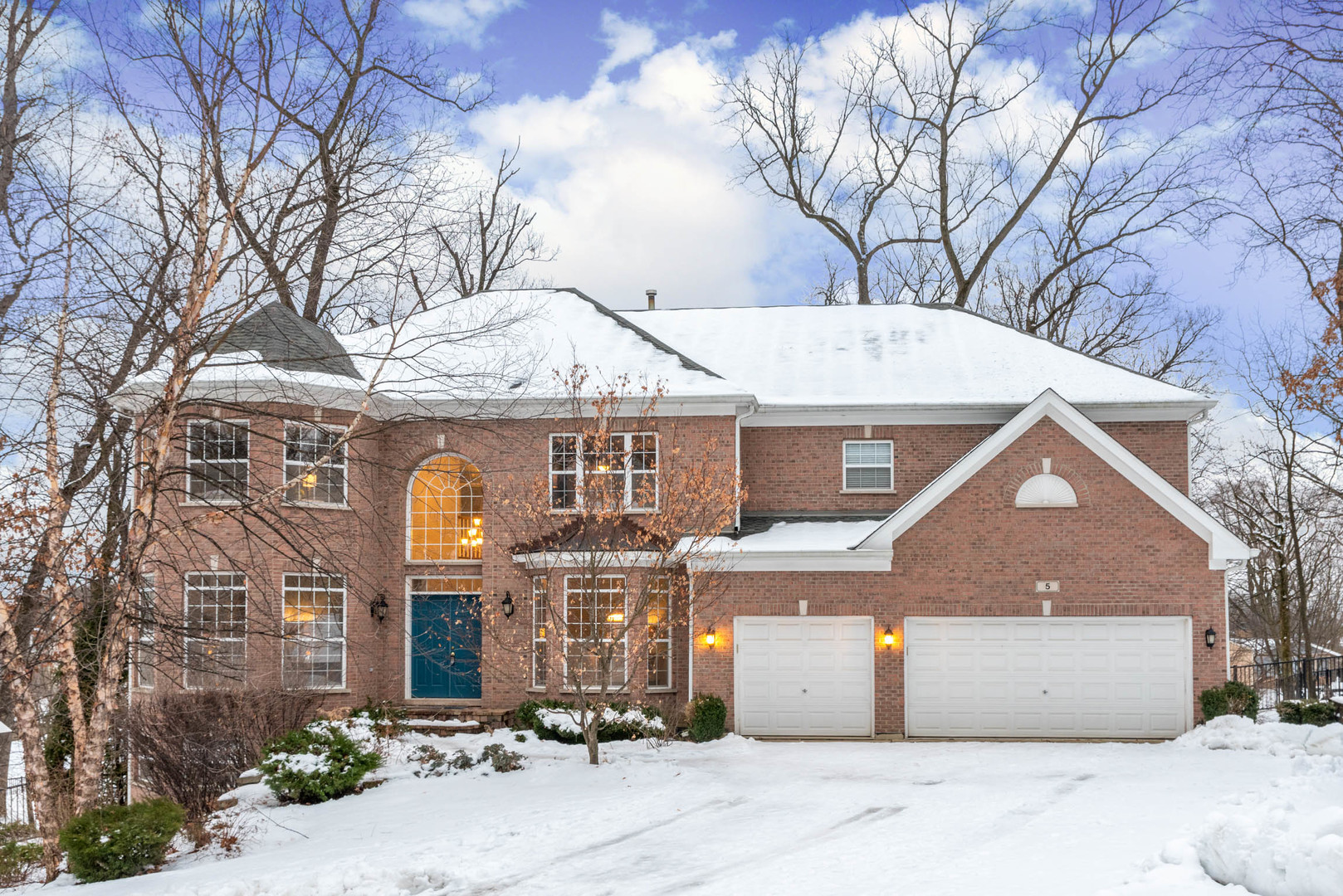 5 Cranberry Court, Streamwood, Illinois 5 Bedroom as one of Homes & Land Real Estate