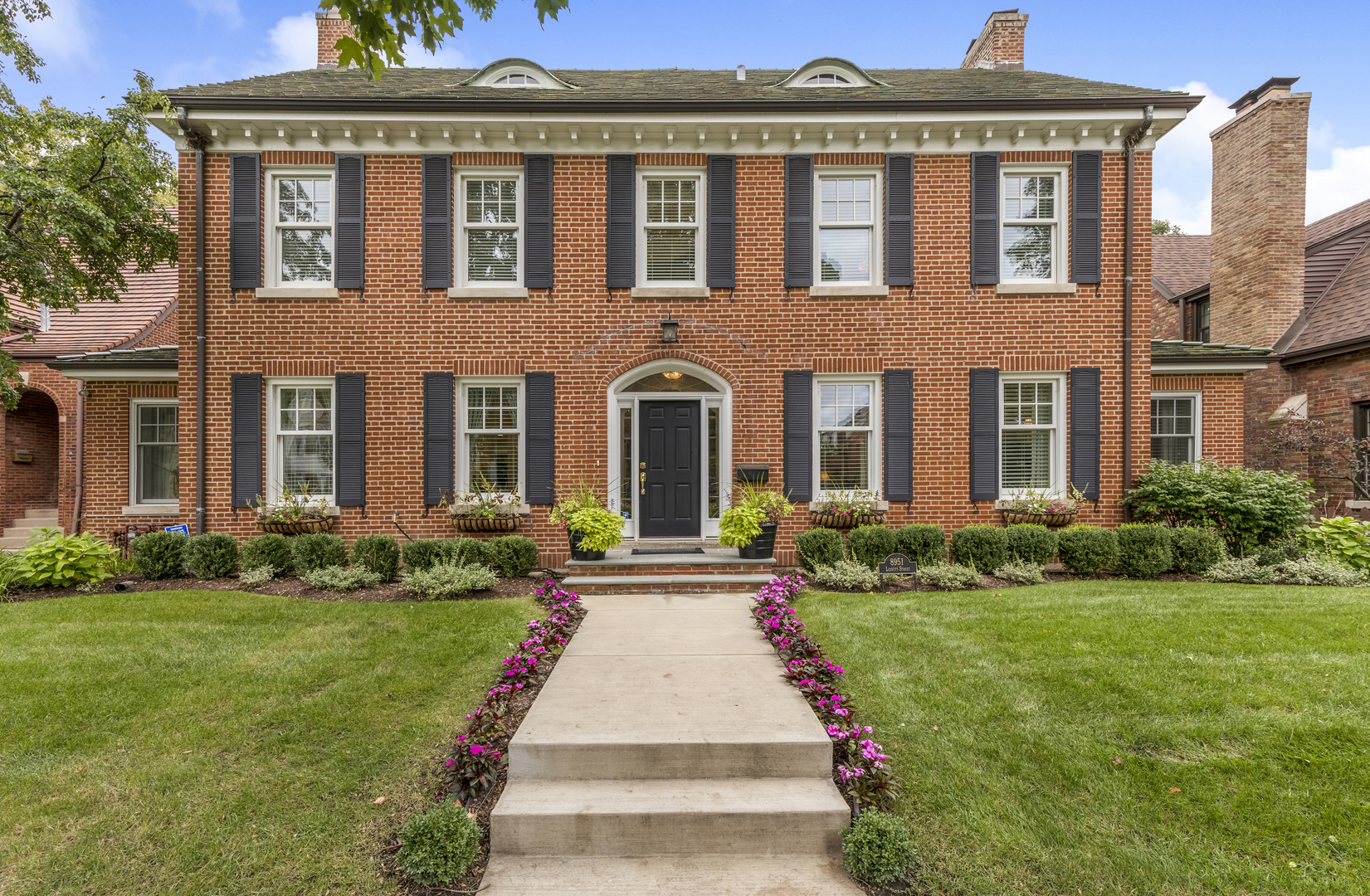 8951 South Leavitt Street, Beverly-Chicago in Cook County, IL 60643 Home for Sale