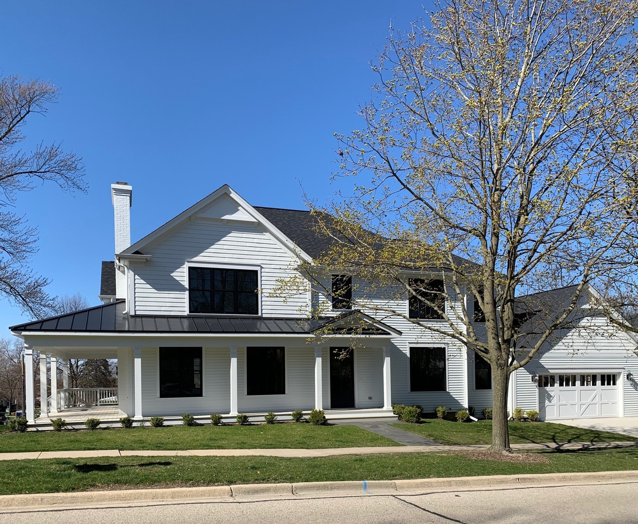 302 East Hillside Avenue, South Barrington, Illinois 4 Bedroom as one of Homes & Land Real Estate