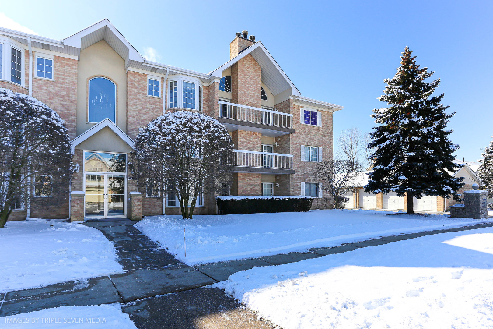 7825 Bristol Park Drive, Tinley Park in Cook County, IL 60477 Home for Sale