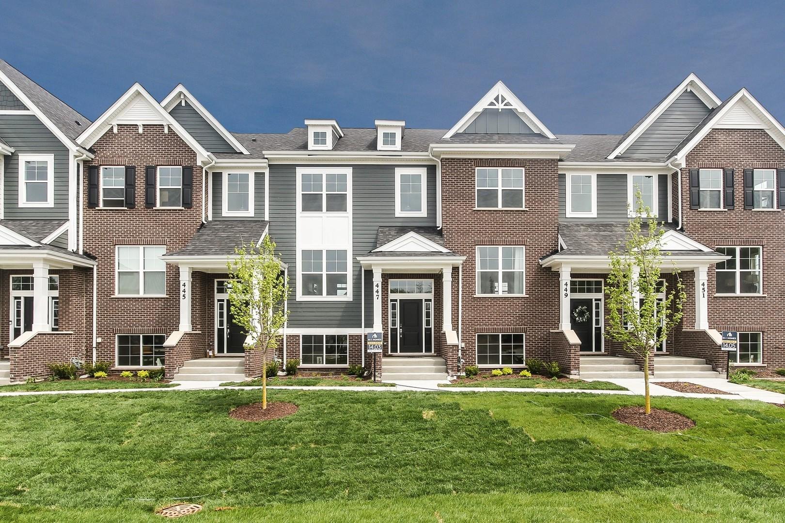 447 Ashley Lot 140.3 Avenue, La Grange in Cook County, IL 60525 Home for Sale