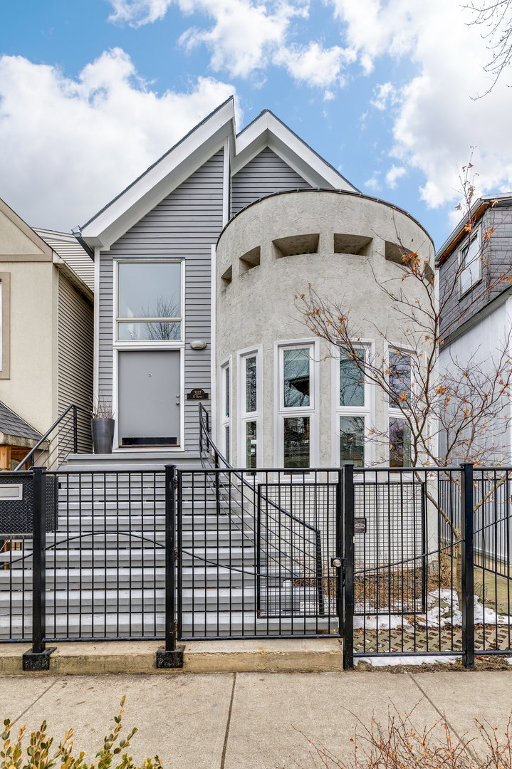 3117 North HOYNE Avenue, Chicago North Center in Cook County, IL 60618 Home for Sale