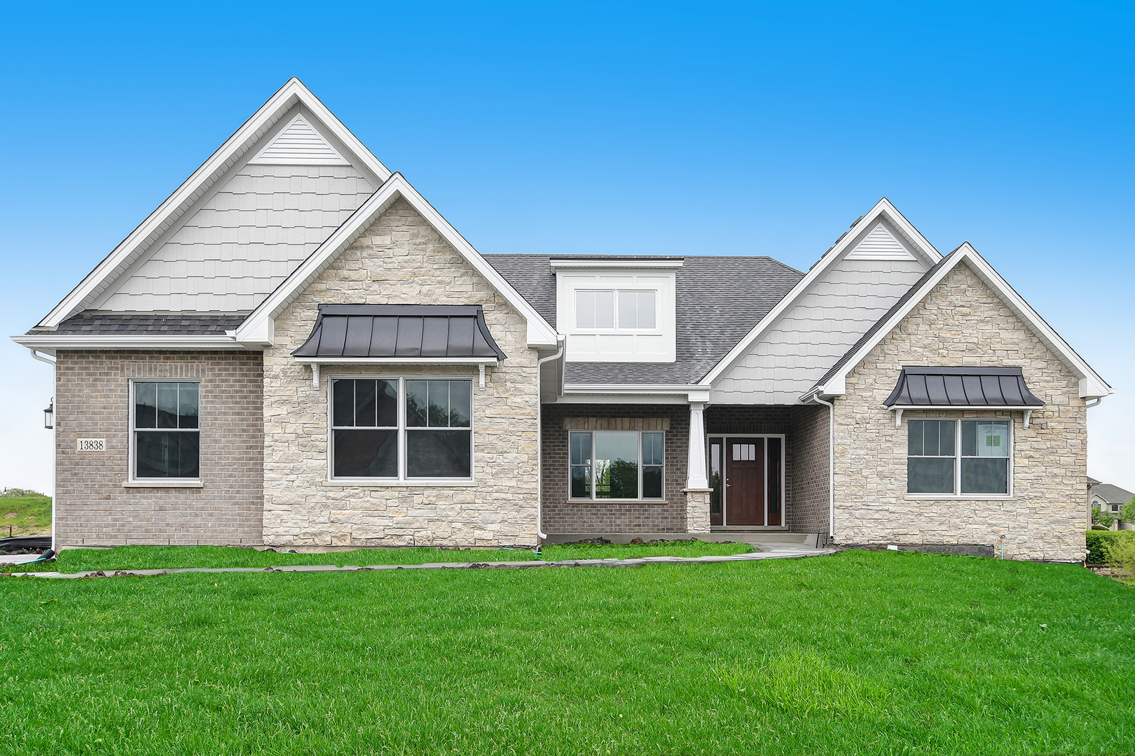 13838 West Stonebridge Woods Crossing Drive, Homer Glen in Will County, IL 60491 Home for Sale