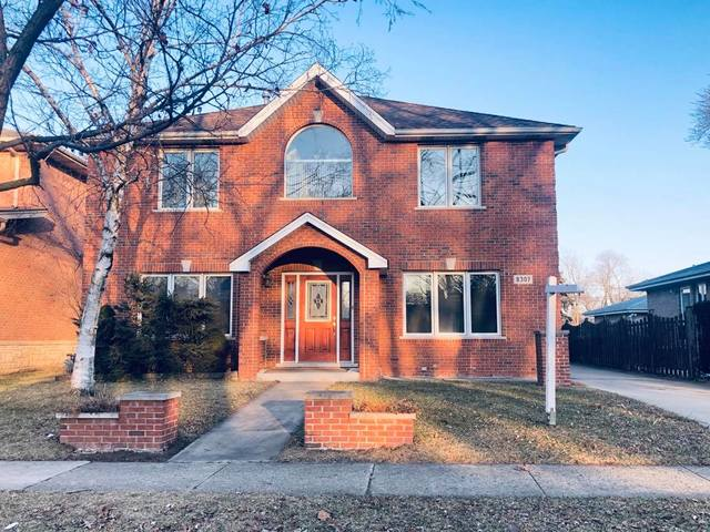 8307 North OKETO Avenue, Niles, Illinois