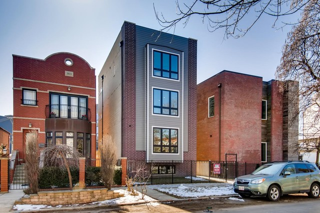 2025 West George Street, Chicago North Center in Cook County, IL 60618 Home for Sale