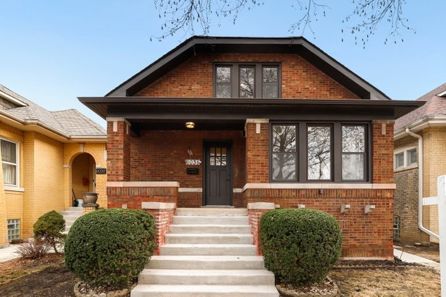 6035 North Maplewood Avenue, one of homes for sale in North Park Chicago