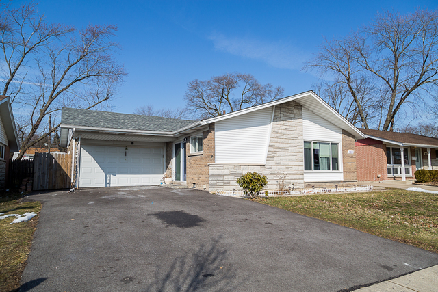 6638 165th Place, Tinley Park, Illinois