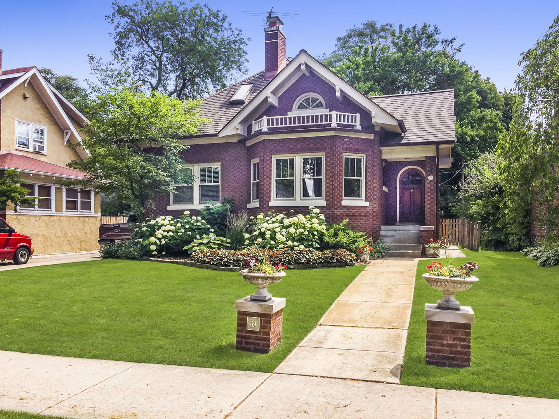 69 Dover Avenue, La Grange in Cook County, IL 60525 Home for Sale