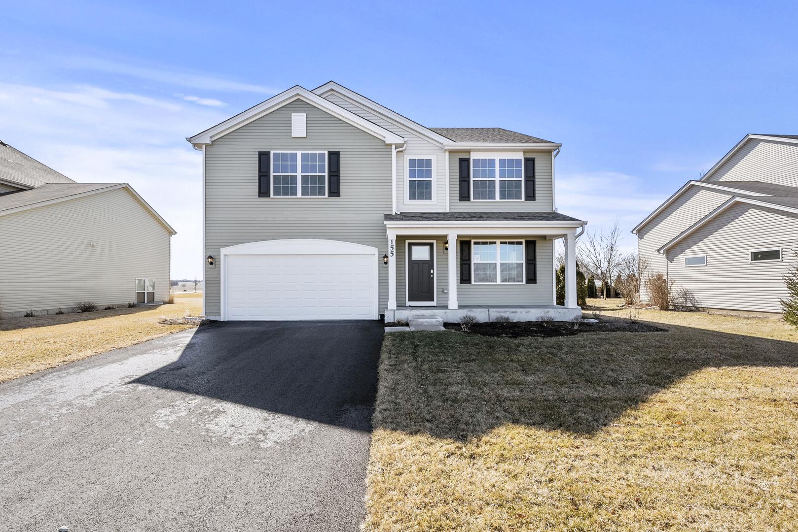 155 Linden Drive, Oswego, Illinois