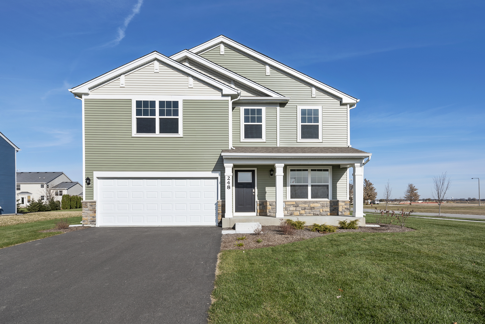 One of Oswego 3 Bedroom Homes for Sale at 248 Liszka Lane