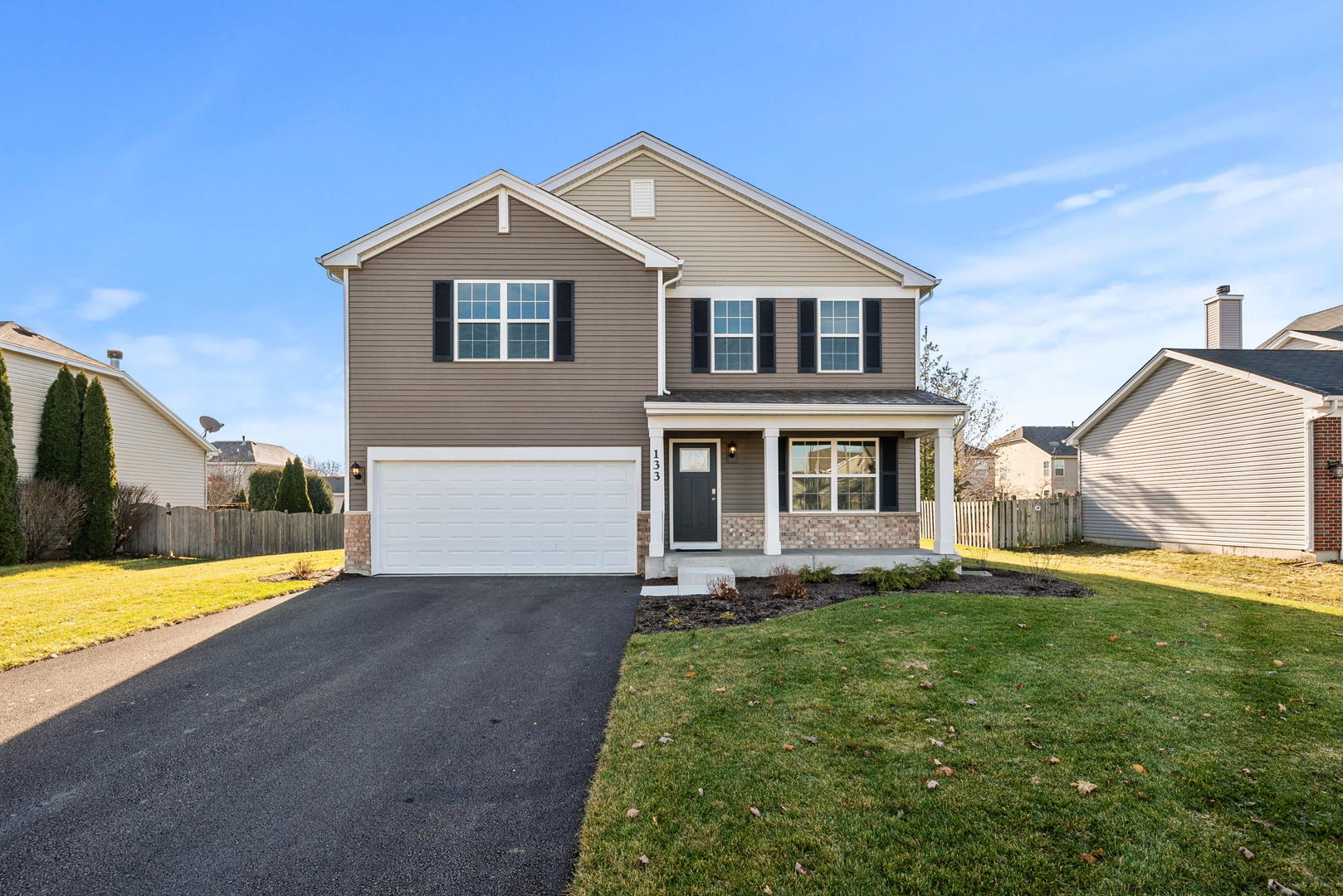 One of Oswego 4 Bedroom Homes for Sale at 133 Linden Drive