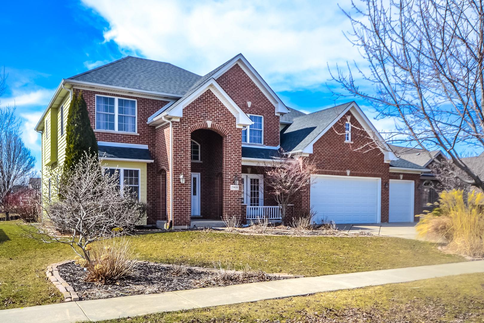 21406 South REDWOOD Lane, Shorewood, Illinois