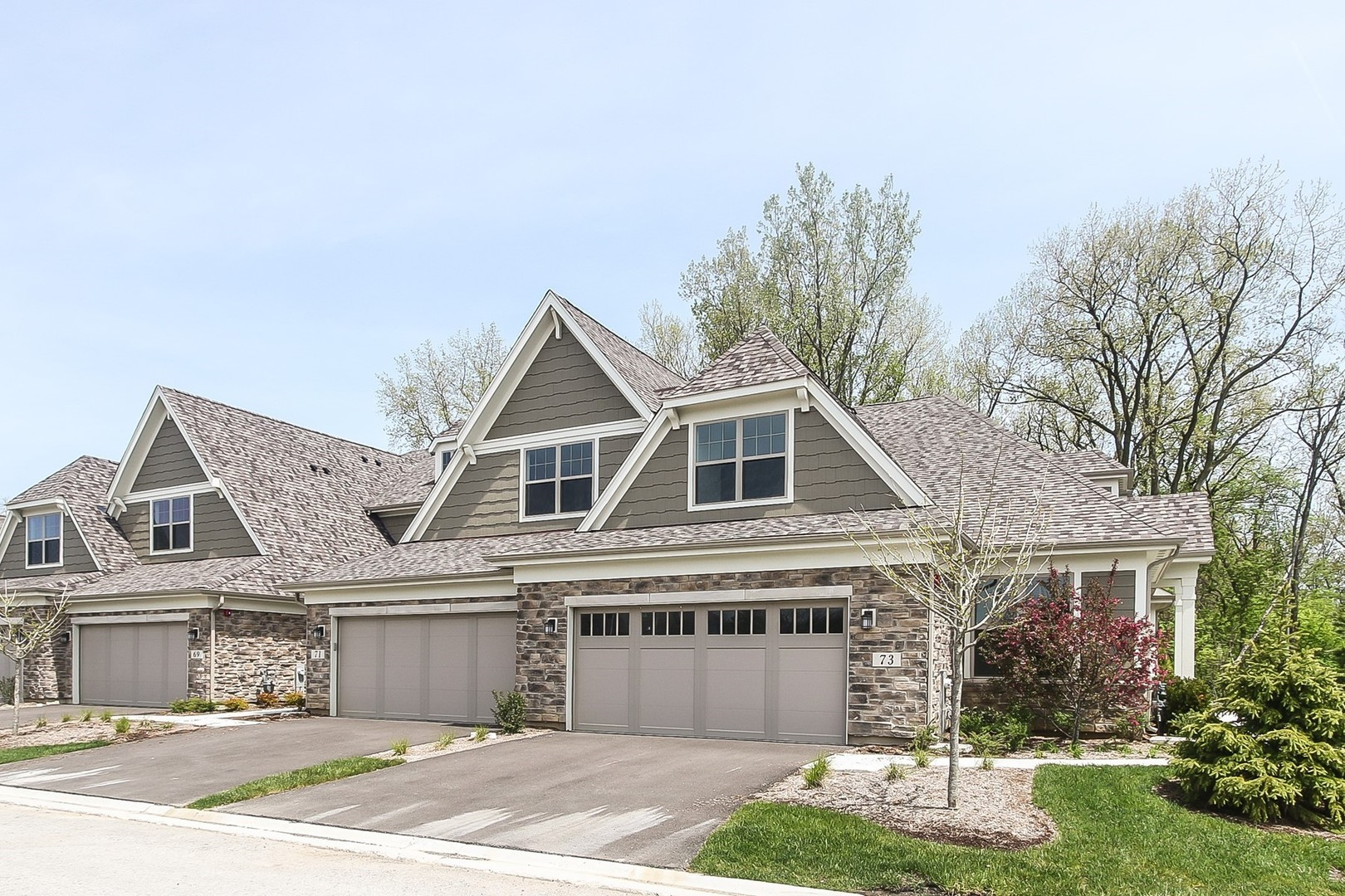 33 Woodland Lot #7 Trail, Lincolnshire in Lake County, IL 60069 Home for Sale