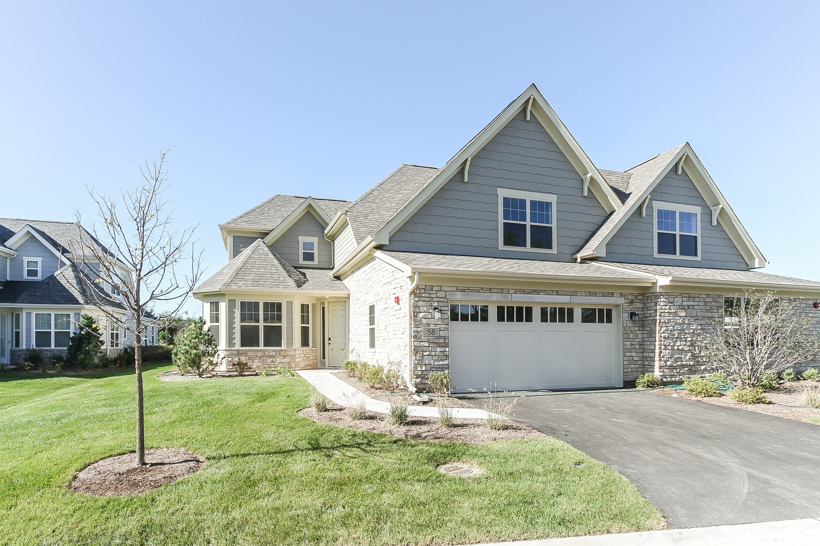 58 Woodland Lot #35 Trail, one of homes for sale in Lincolnshire