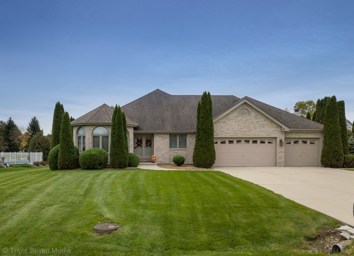 14703 West Edinburgh Court, Homer Glen in Will County, IL 60491 Home for Sale