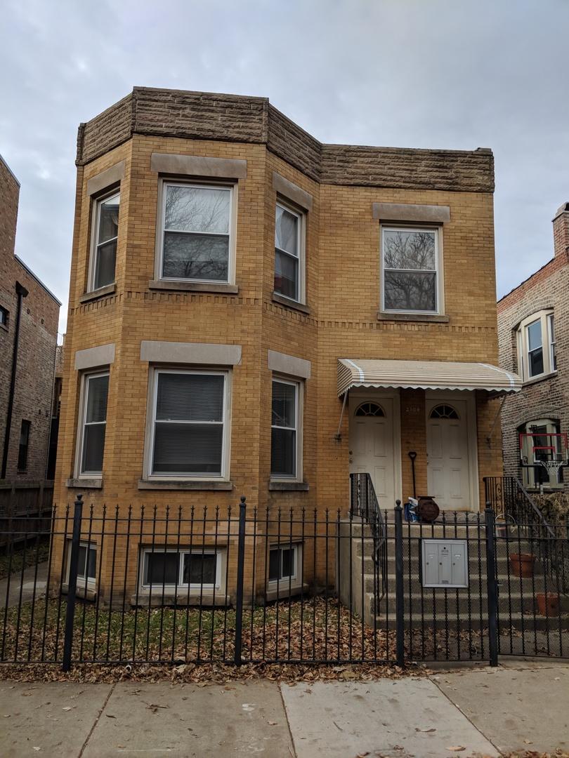 2104 North richmond Street, Logan Square, Illinois