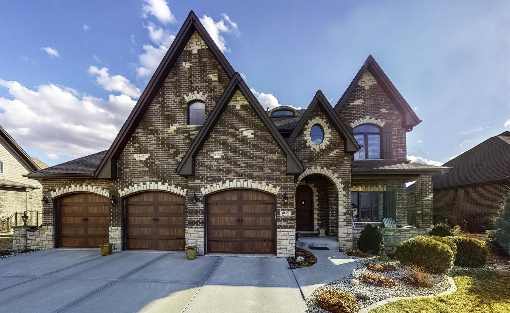 2190 Edgeview Drive, New Lenox, Illinois