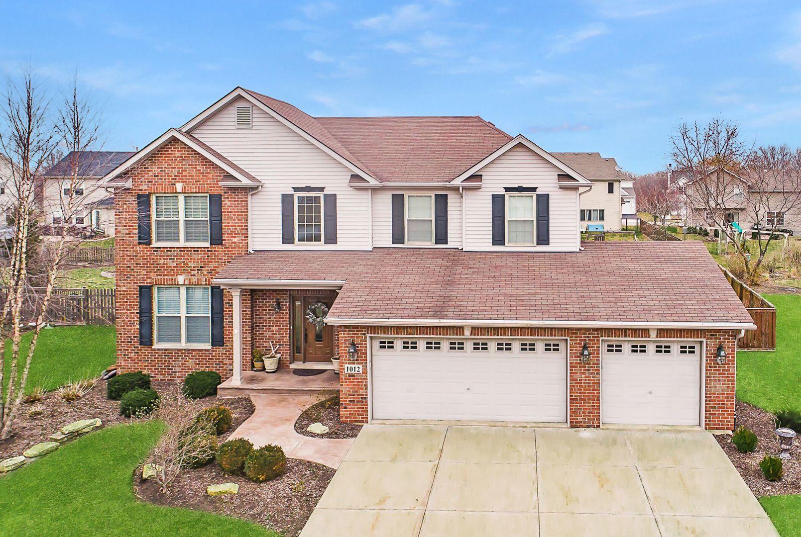 1012 Conrad Lane, Shorewood, Illinois