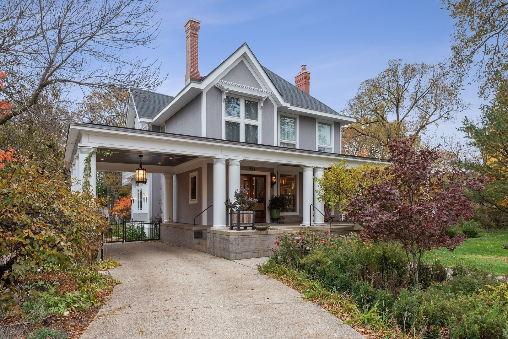 921 Ridge Avenue, one of homes for sale in Evanston