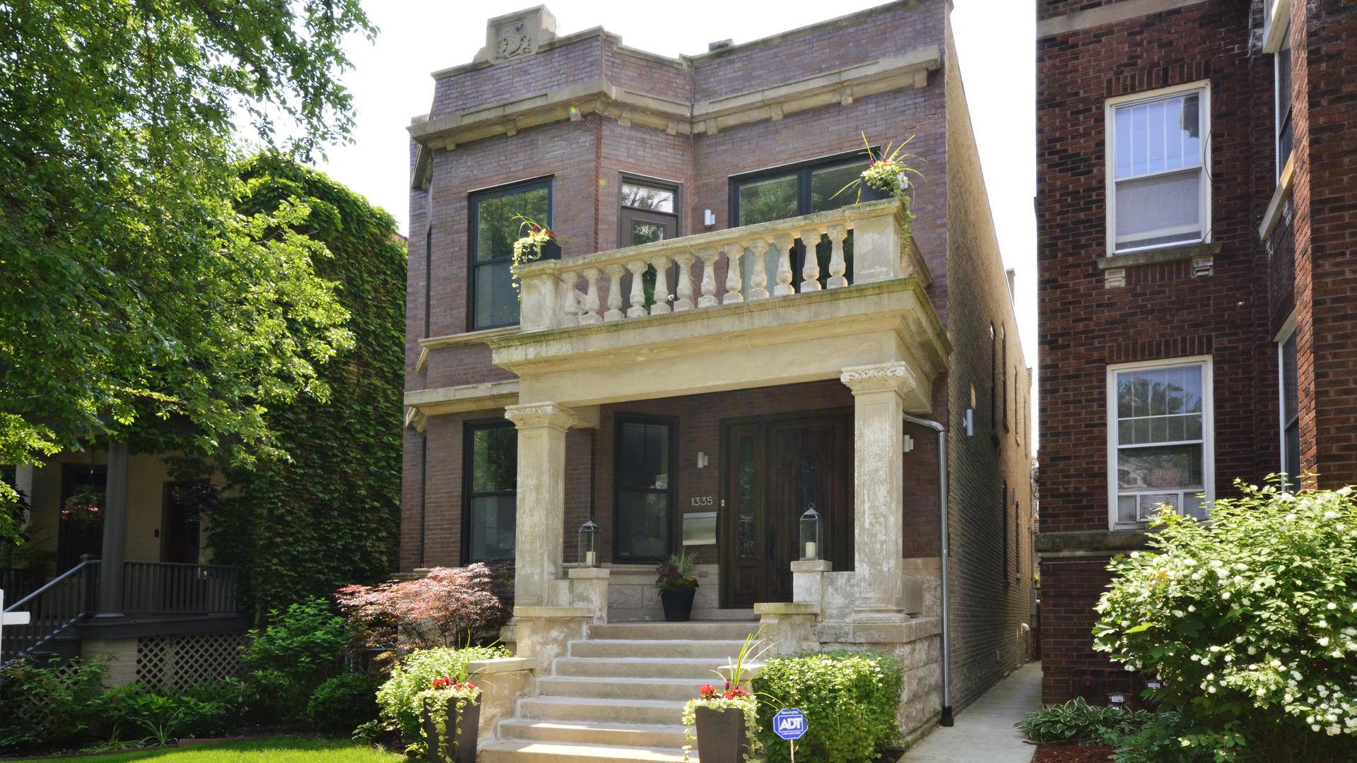 1335 West Norwood Street, Rogers Park, Illinois