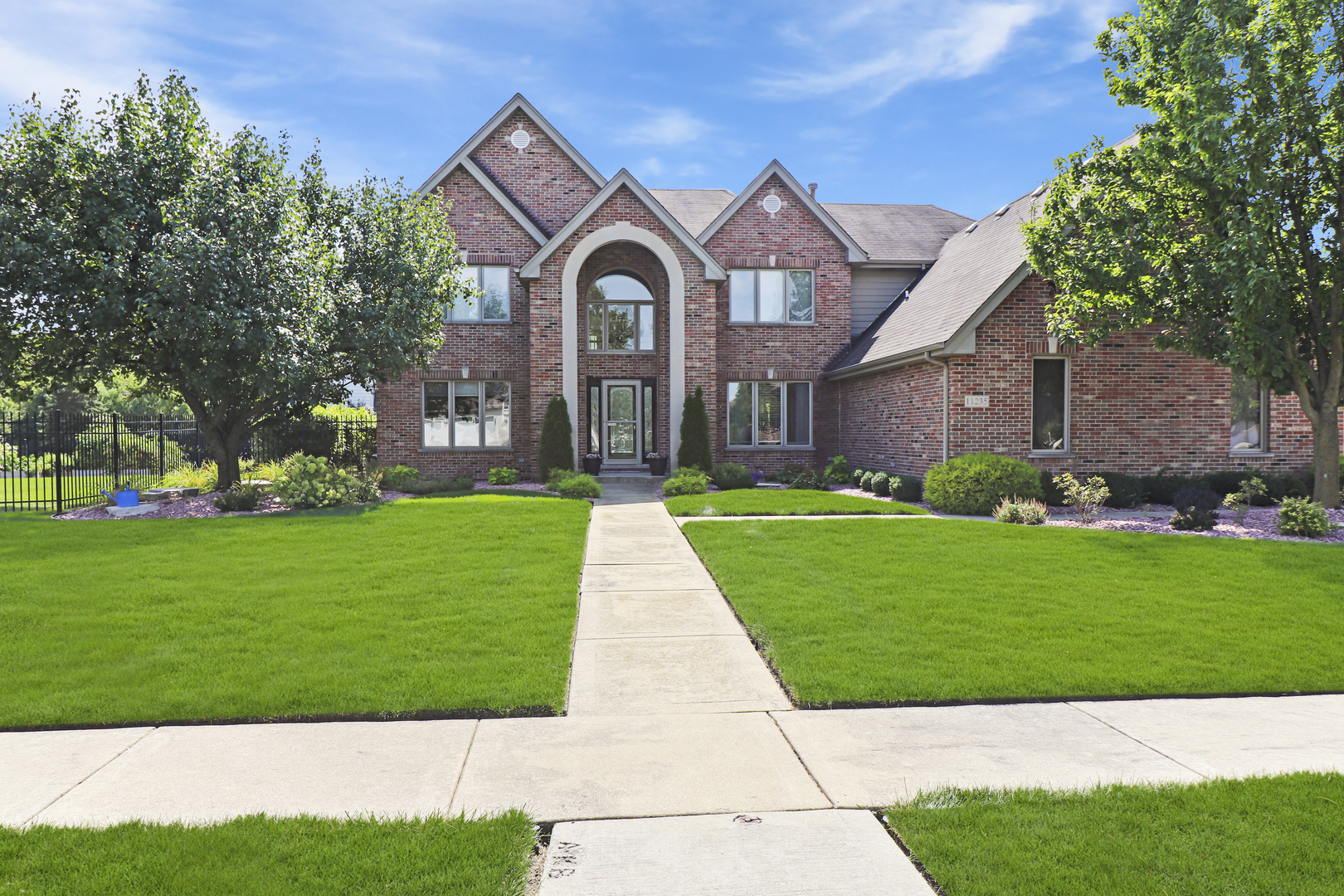 One of Mokena 4 Bedroom Homes for Sale at 11235 Stratford Road