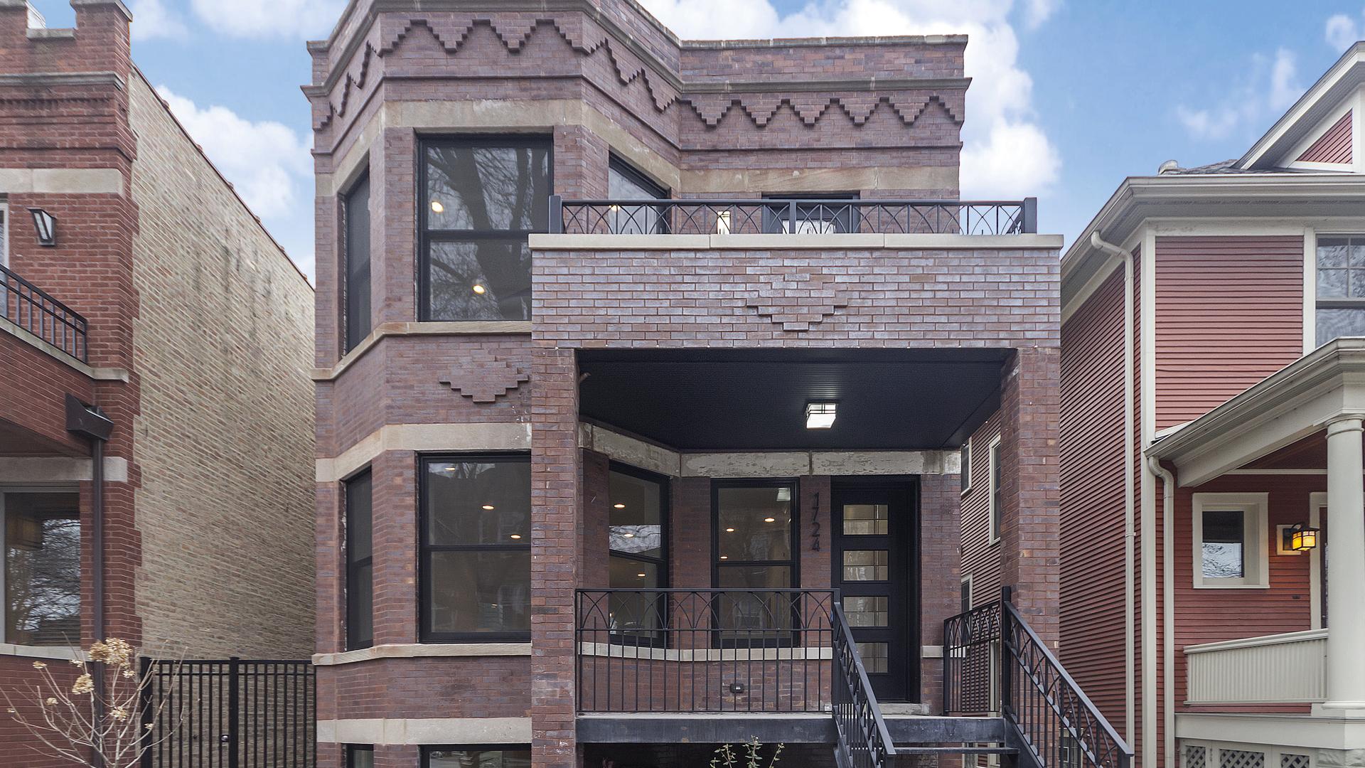 1724 West Winnemac Avenue, Chicago Uptown, Illinois