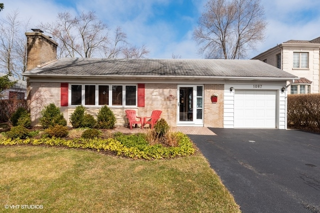 1087 Golf Avenue, Highland Park in Lake County, IL 60035 Home for Sale
