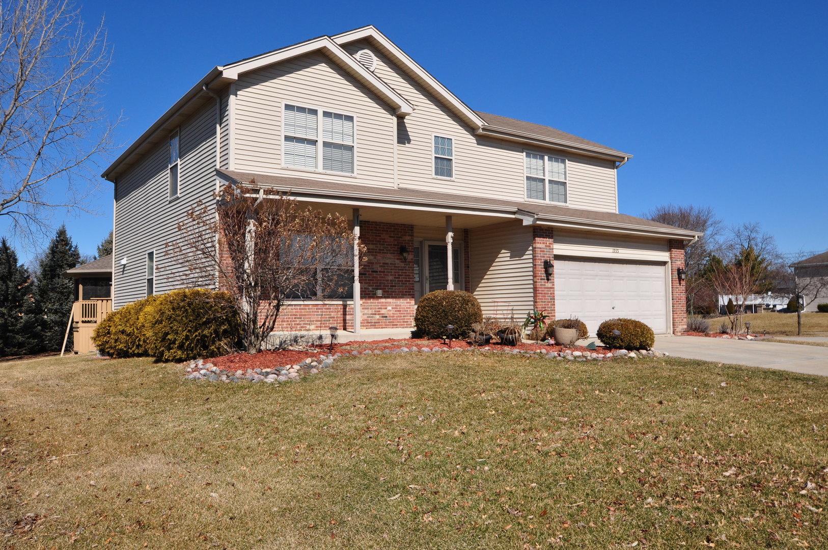 1935 Talon Drive, New Lenox in Will County, IL 60451 Home for Sale