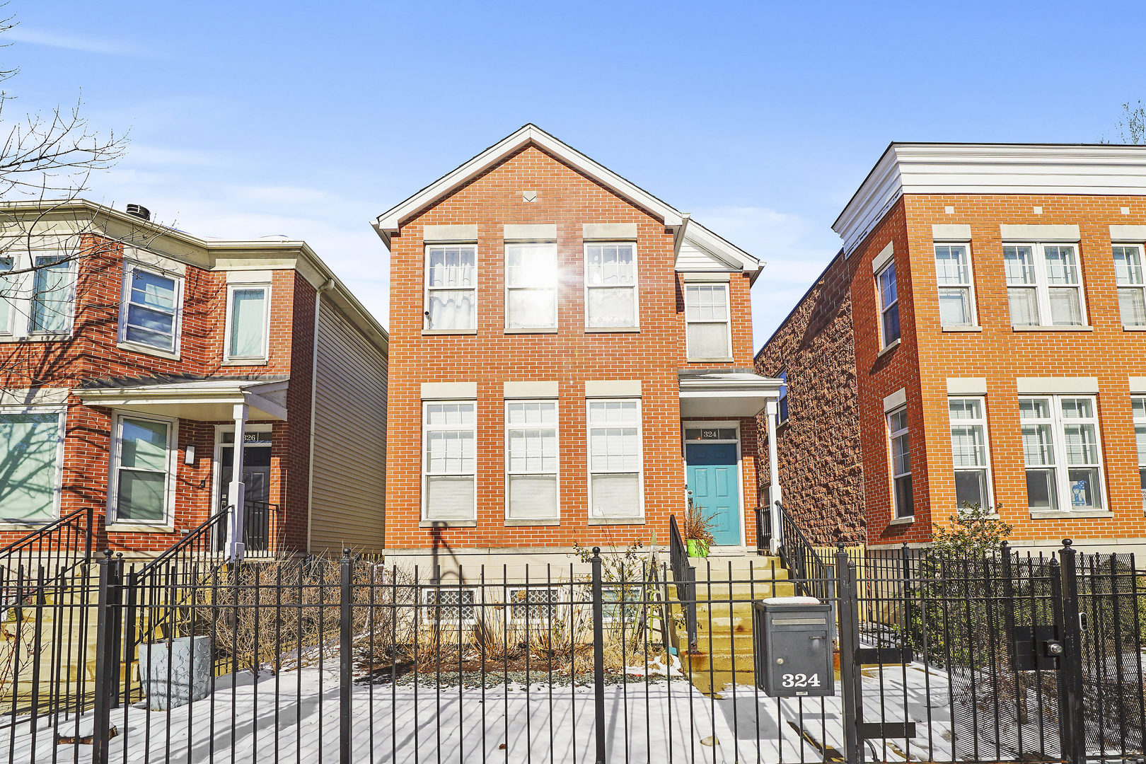 Near North Side Chicago Homes for Sale -  Two Story,  324 West Goethe Street
