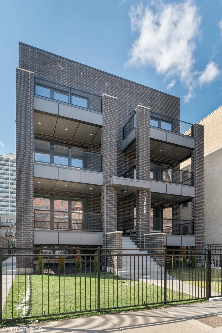 4858 North Kenmore Avenue, Chicago Uptown, Illinois