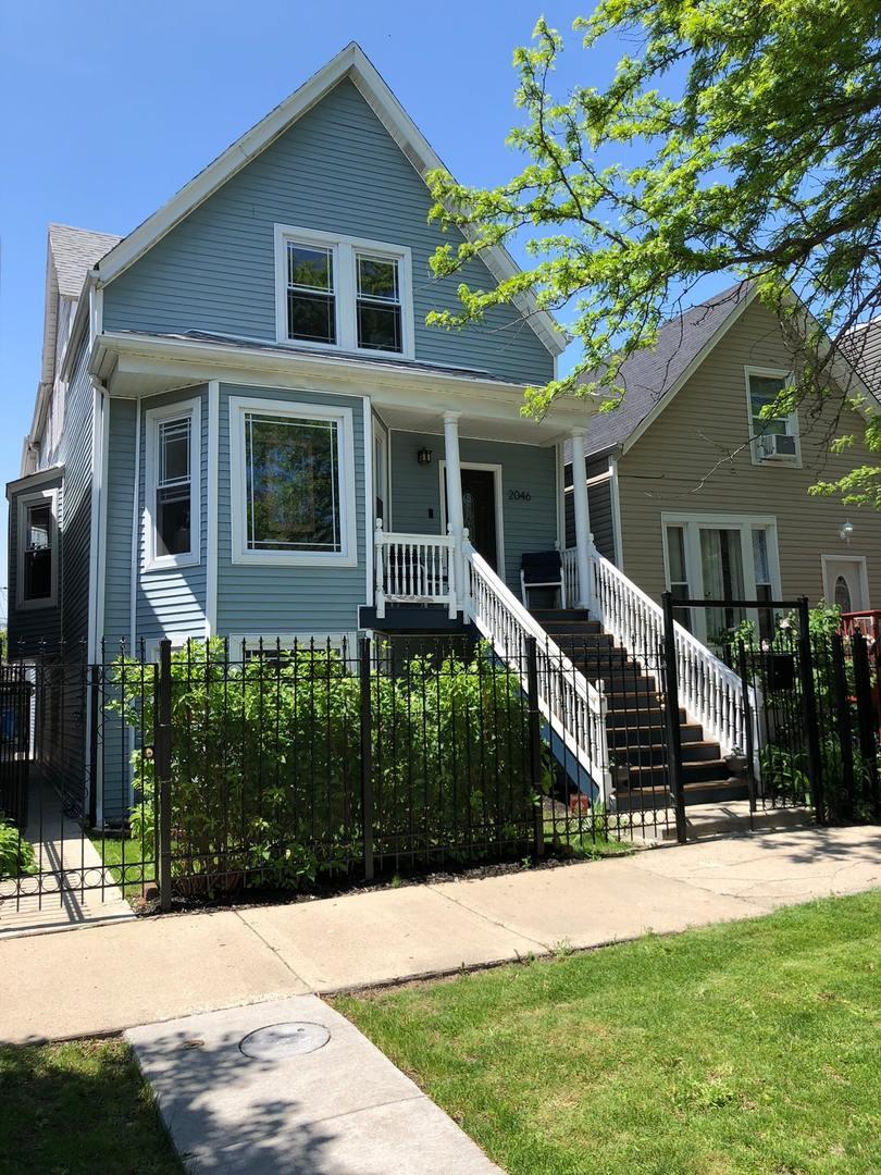 2046 North Hamlin Avenue, Logan Square, Illinois