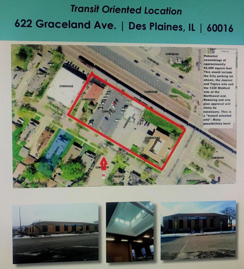 622 Graceland Avenue, Des Plaines, Illinois